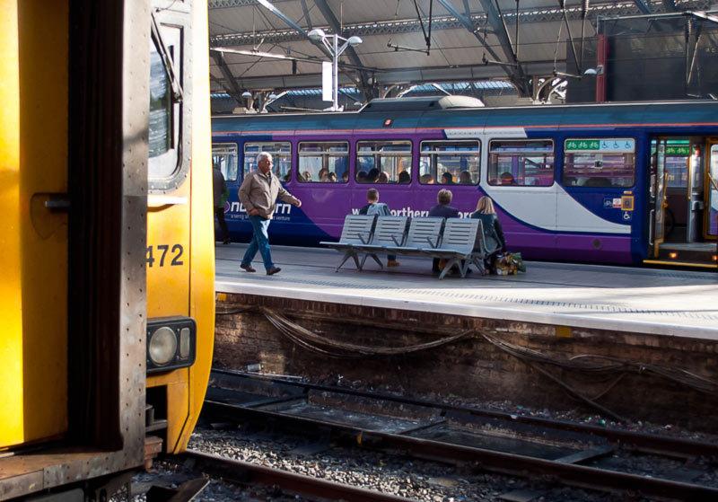 De gare en gare /  Railways station