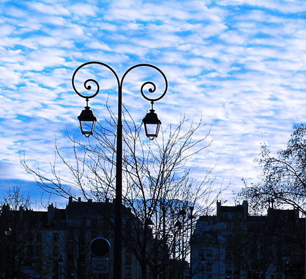 Sous le ciel de Paris / Sky of Paris