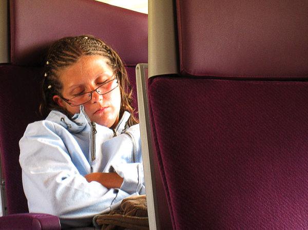 Tranquille / Sleeping beauty