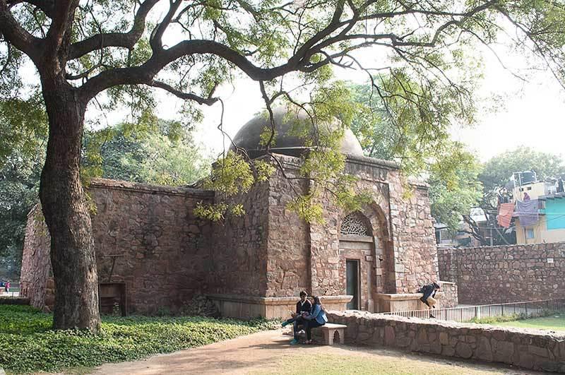 Décembre à Delhi / December in Delhi