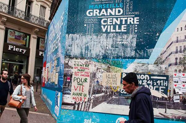 Les rues des villes: Marseille 2
