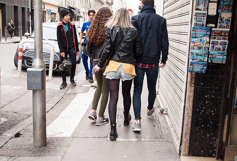Les rues des villes: Marseille  7
