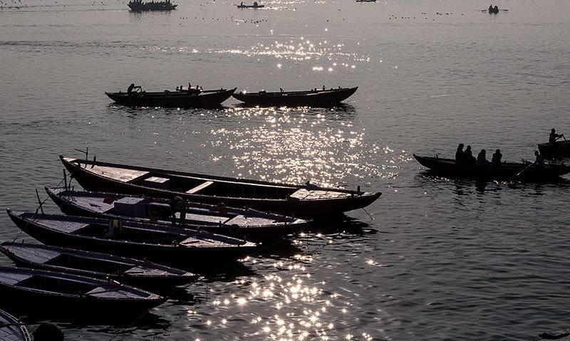 Le fleuve / The river / Ganga