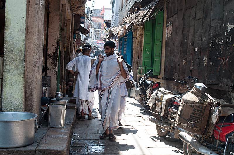 Les rues des villes: Benares 11