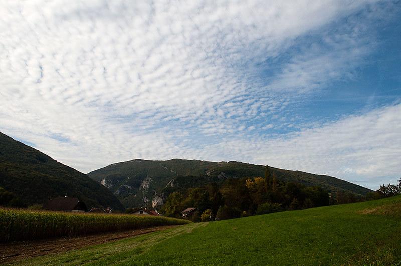 De ciel et de terre /  Sky and earth