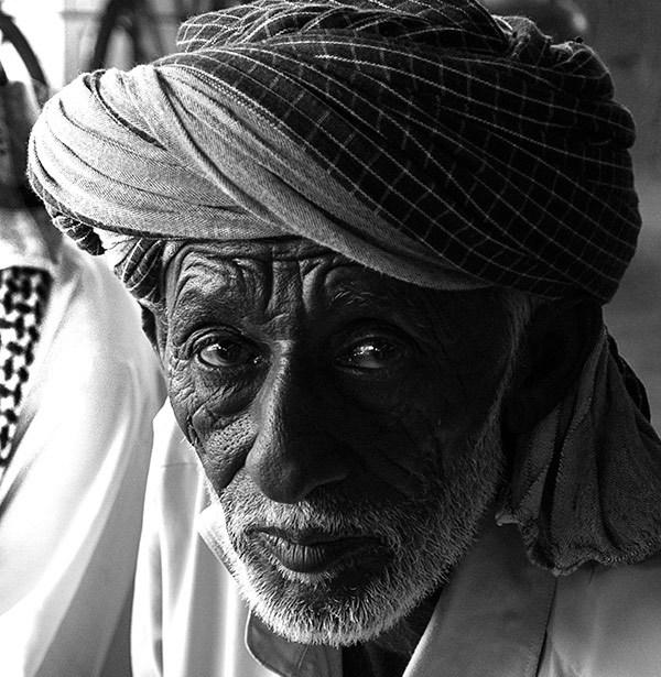 Enturbanné / Man with turban