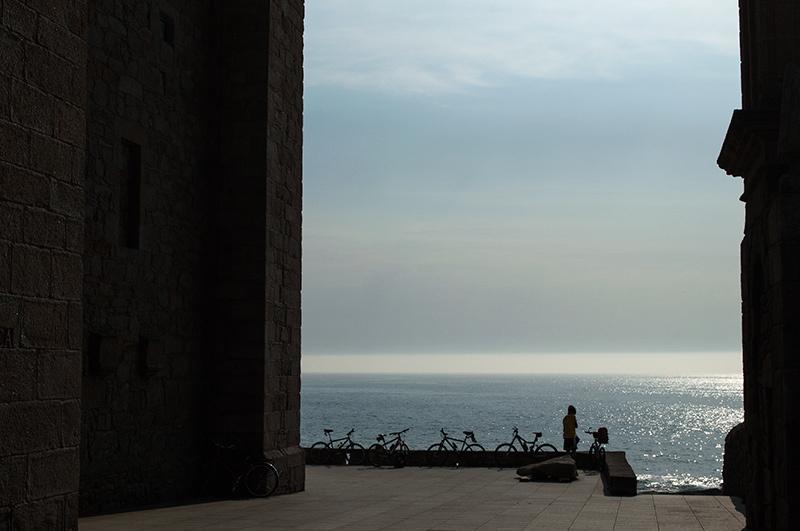 Ouvert sur mer /  Open upon the sea