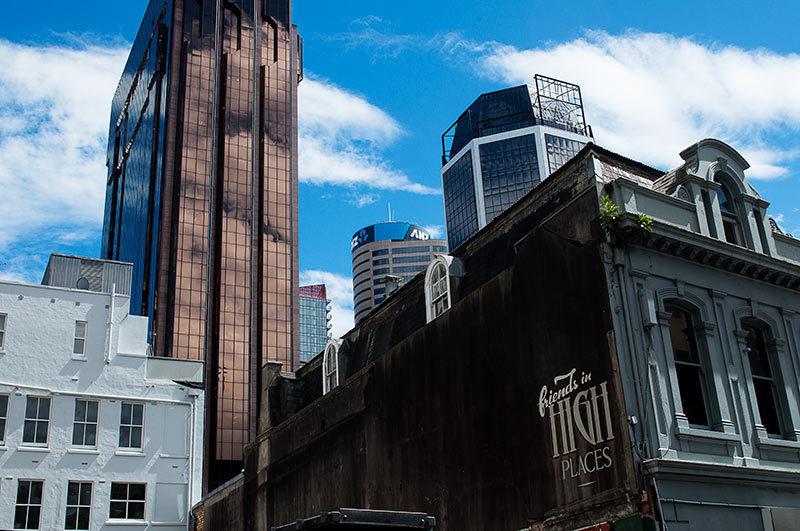 Une journée en ville / A day in the city 2