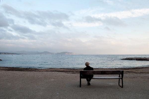Sur le banc /  On the bench  5