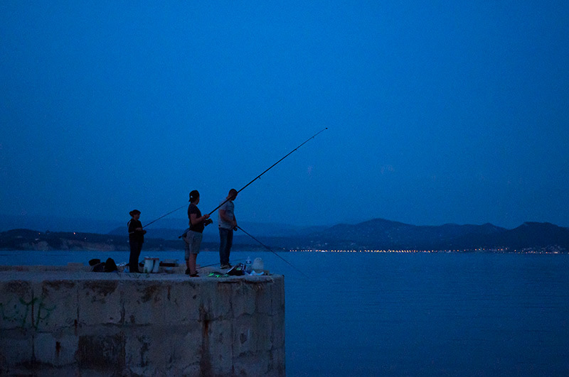L'heure bleue / The blue hour
