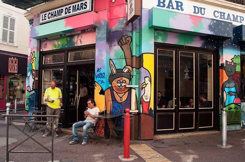 Culture bistrot / Bar culture