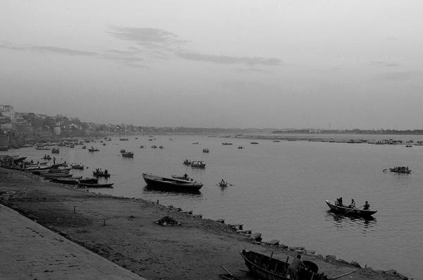 Le Gange / Ganges