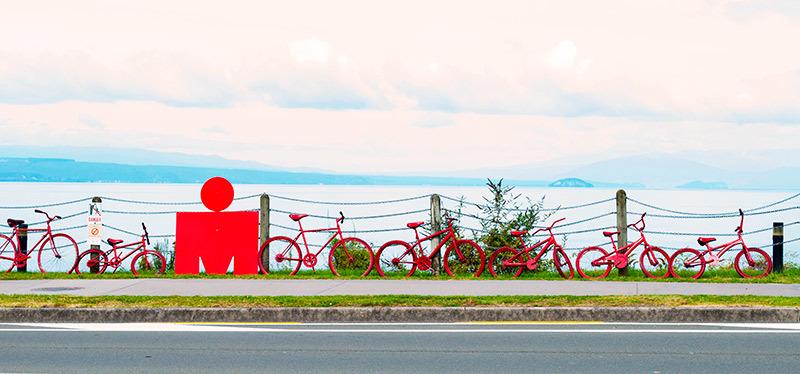 Tous à vélo et filons vers la nouvelle année