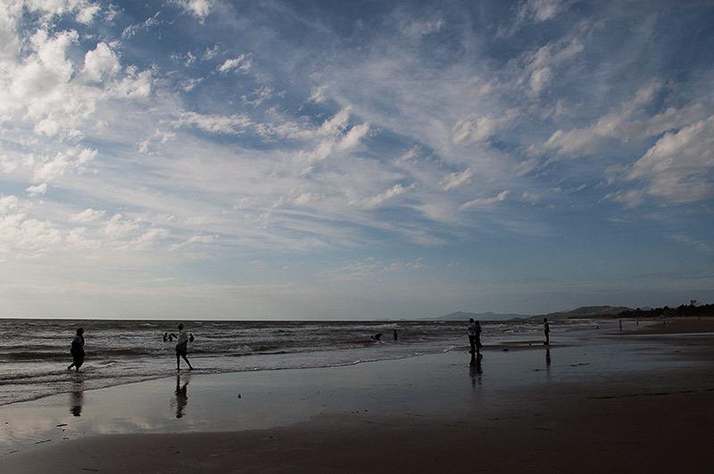 Le ciel, la terre et l'eau / The sky, the earth