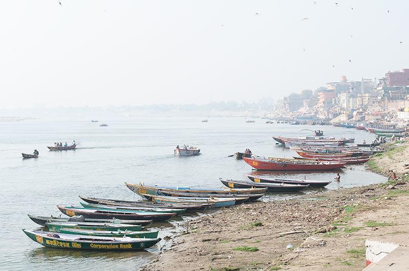 Le Fleuve  / Ganges