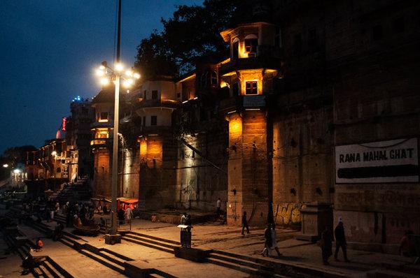 Un soir sur les ghats / An evening on the ghats 3