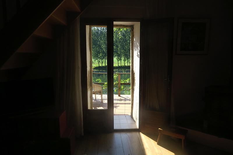 Dedans, dehors / Inside, outside