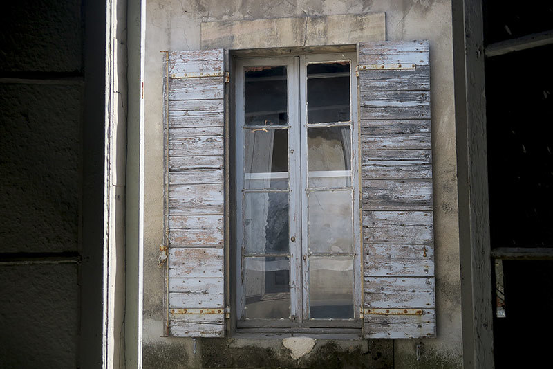 Vue sur fenêtre / Window view