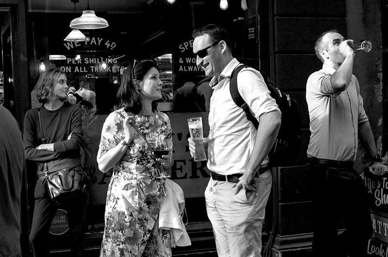 Gens de Dublin / Dubliners 6