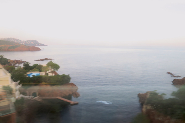 Vue du train / From the train