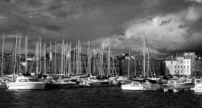 Un autre port / Another Harbour /  La Ciotat