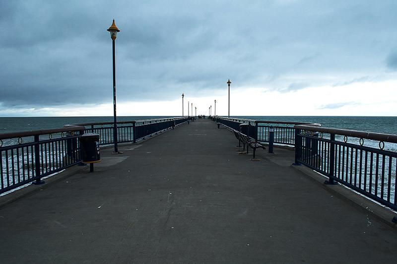 La jetée / The  pier