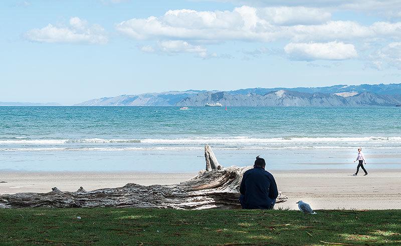 Un jour à la plage / A day on the beach