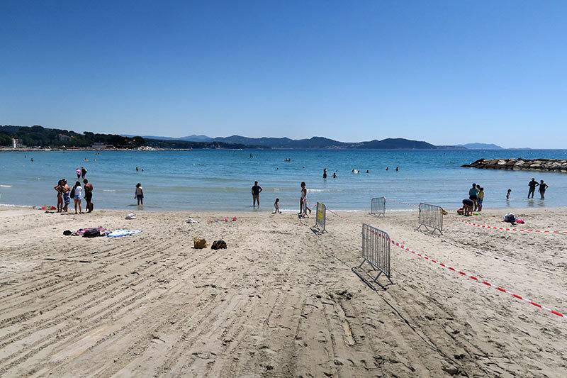 Plage nouvelle formule / Beach, the new way
