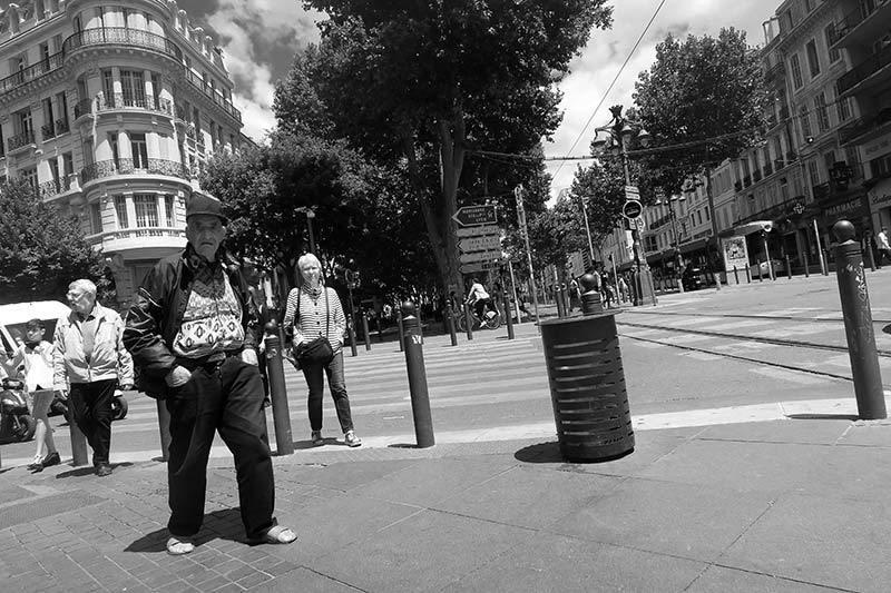 Marseille  : déconfinée / Out of the lockdown