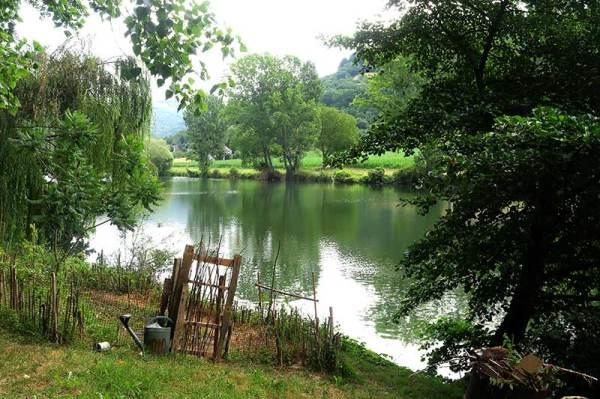 Un petit coin de campagne / Quiet countryside