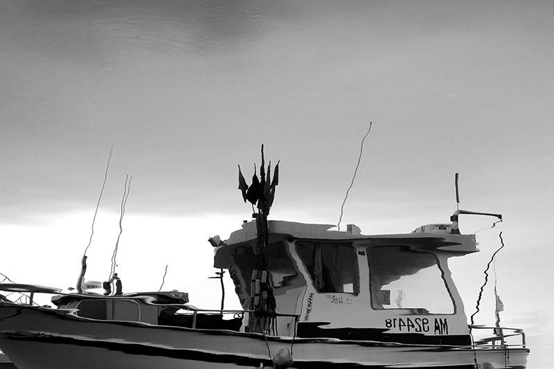 Bateau fantôme / Mystery boat