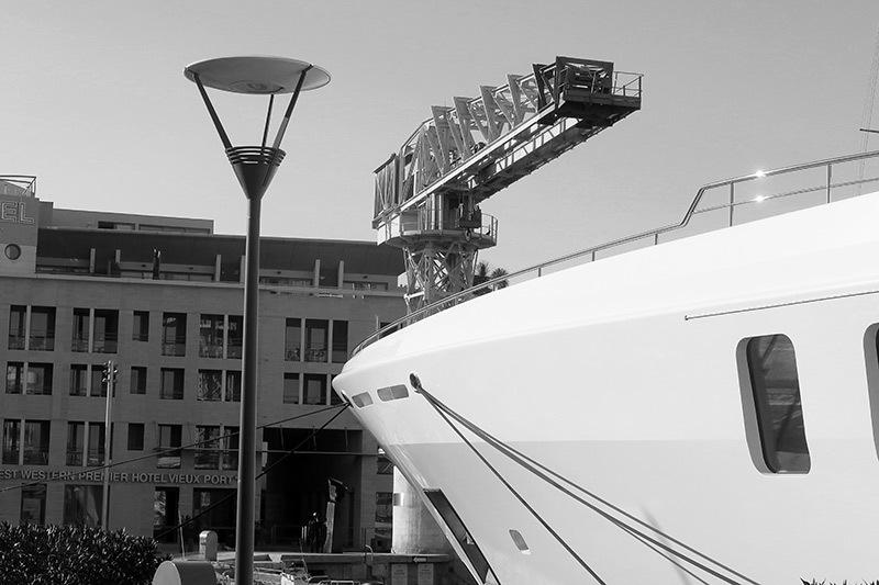 Le port / Harbour