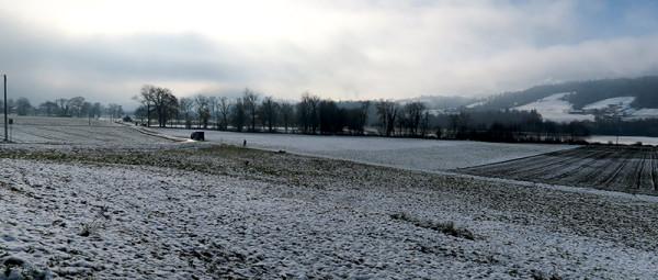 Jour de neige / Snowy day
