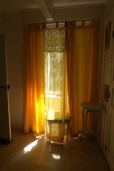 Intérieur doré / Golden interior