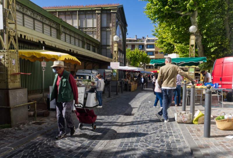 Jour de marché / Market's day 1