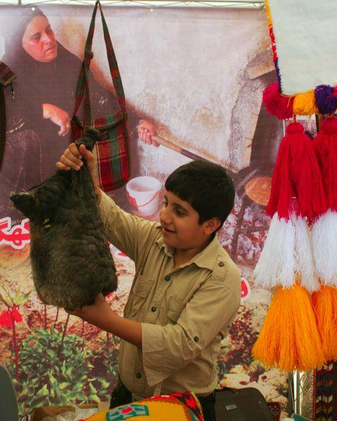 نمایشگاه هفته فرهنگ(کهکیلویه و بویر احمد)