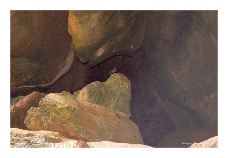 Grottes de Koh Tapu