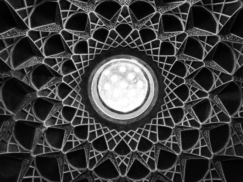 fractal architecture (iran-kashan)