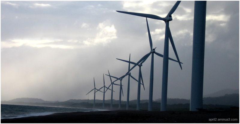 windmills up north