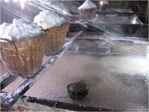 salt-making