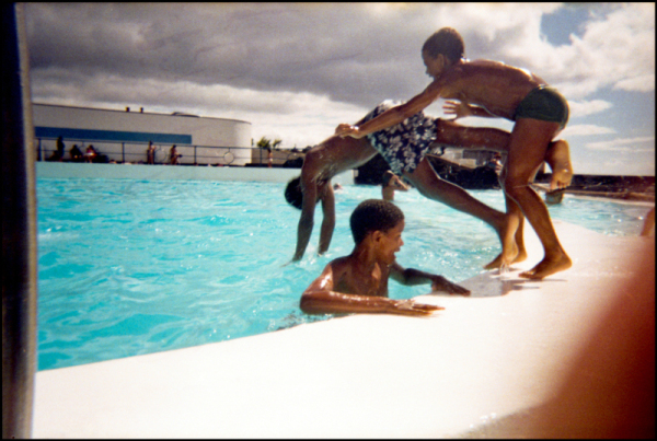 reusable waterproof toy camera / Kodak Ultramax 40