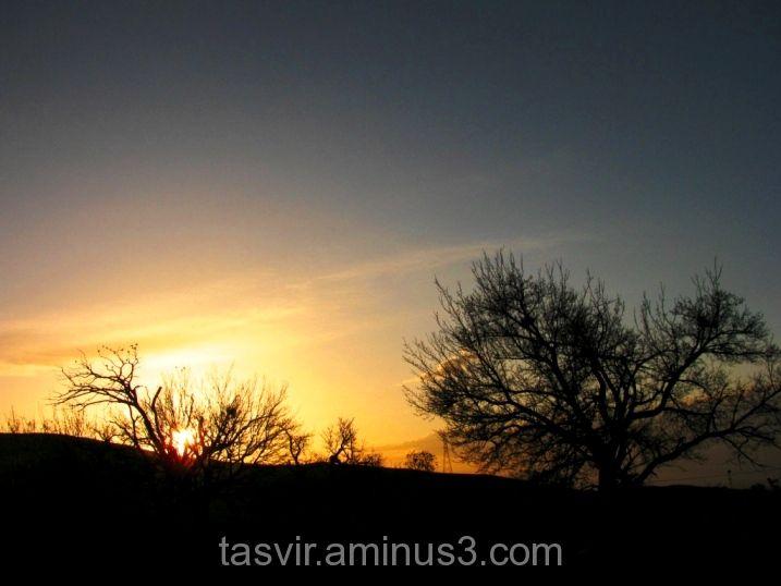 and again dusk