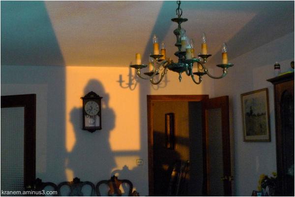 Cuando la luz entra por la ventana...