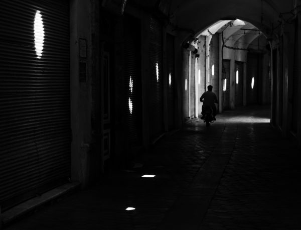 Following the light path.....