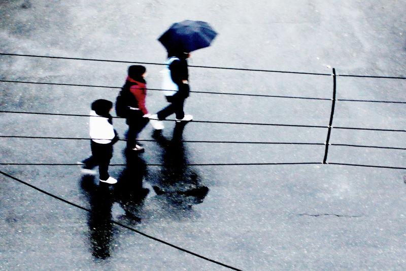 March on Rain...