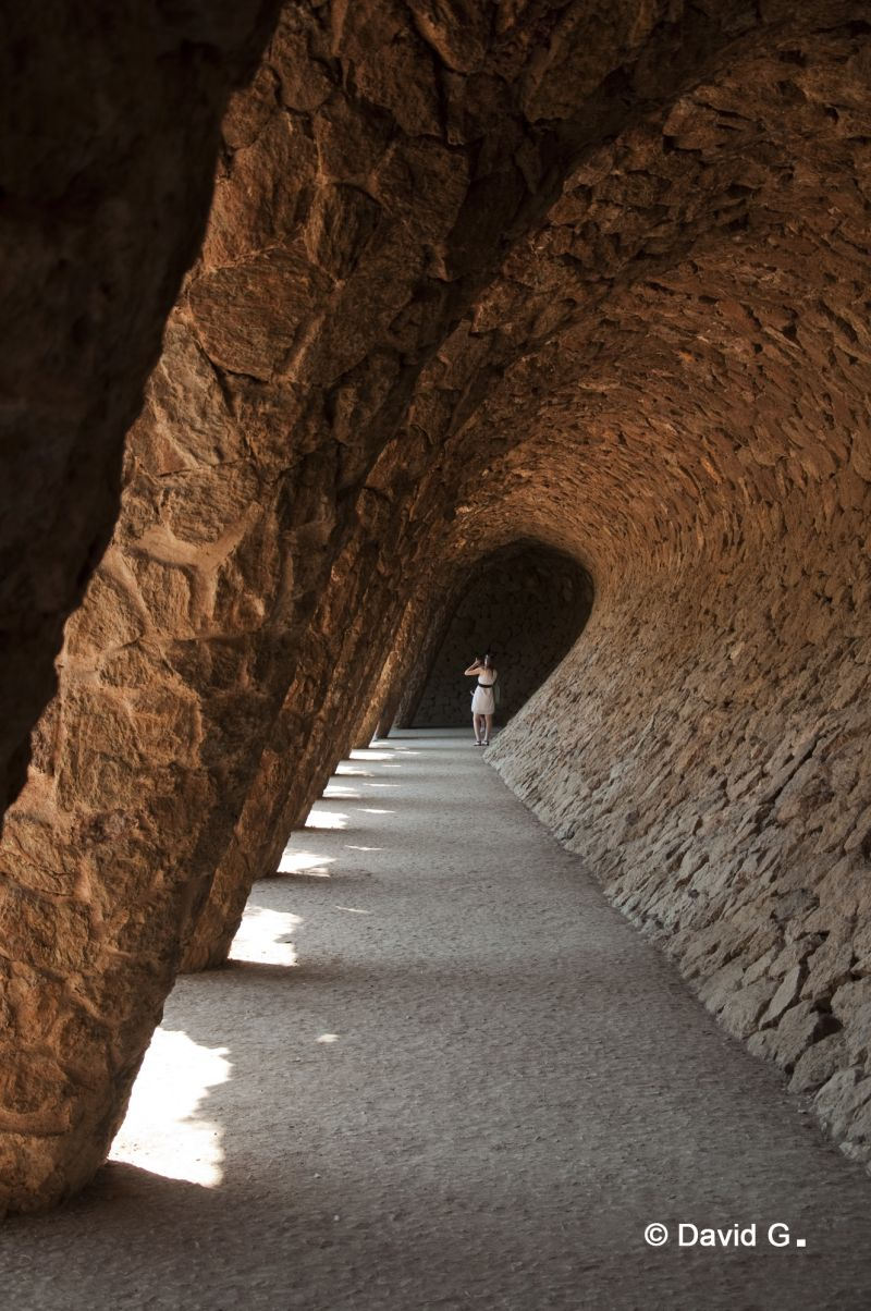 Tunel Guell