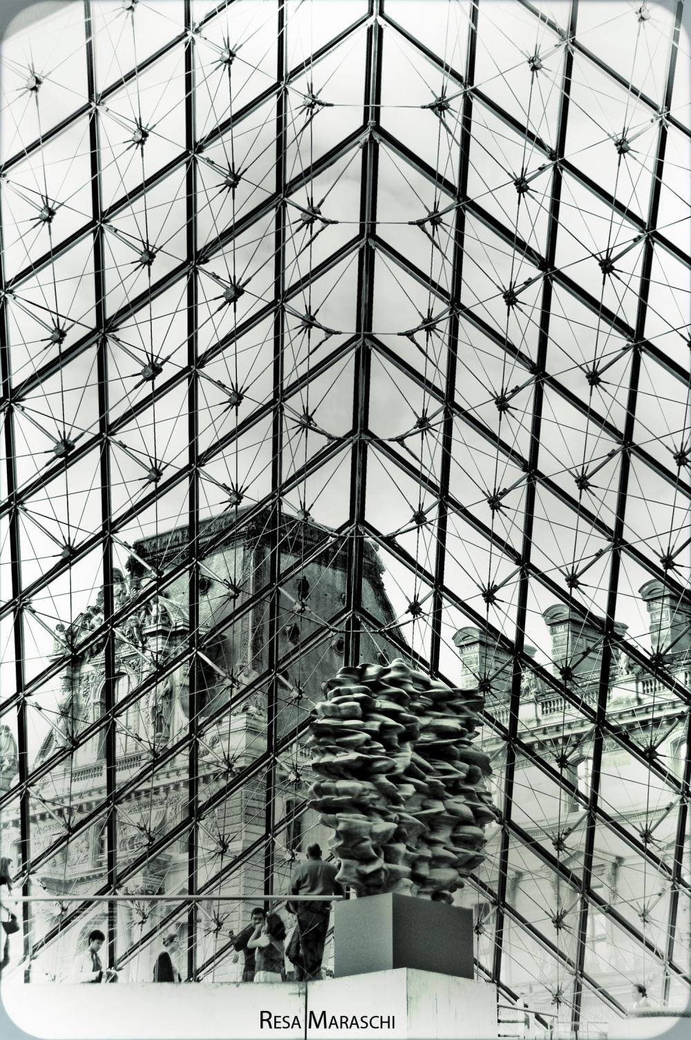 resa maraschi'sphoto foto paris Louvre Museum cano