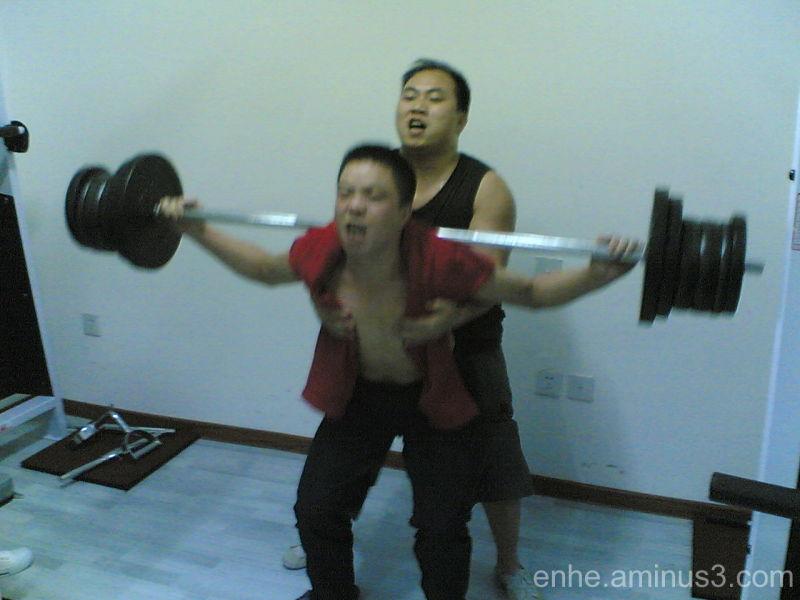 wenxi enhe photoblog 温溪 人像 china 健身