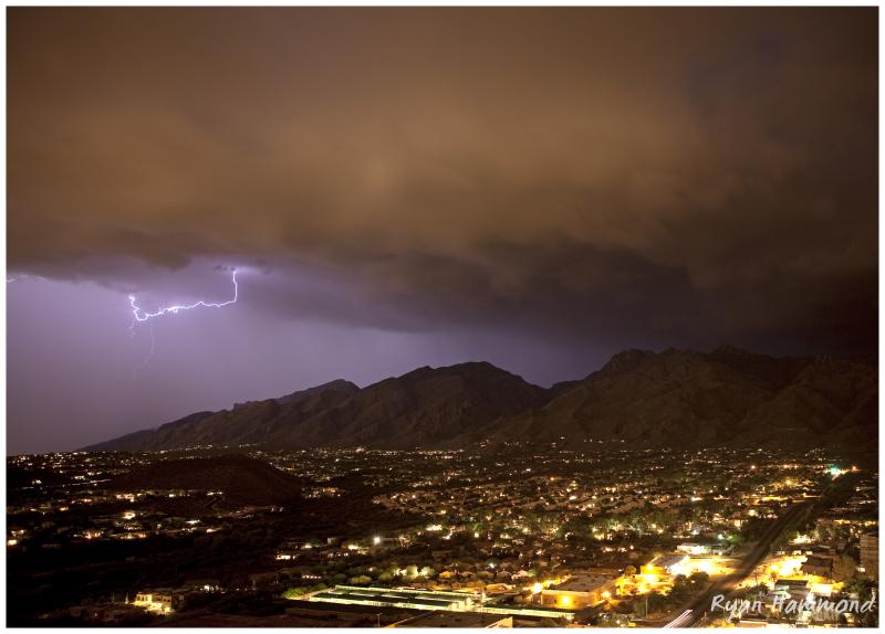 Monsoon Storm