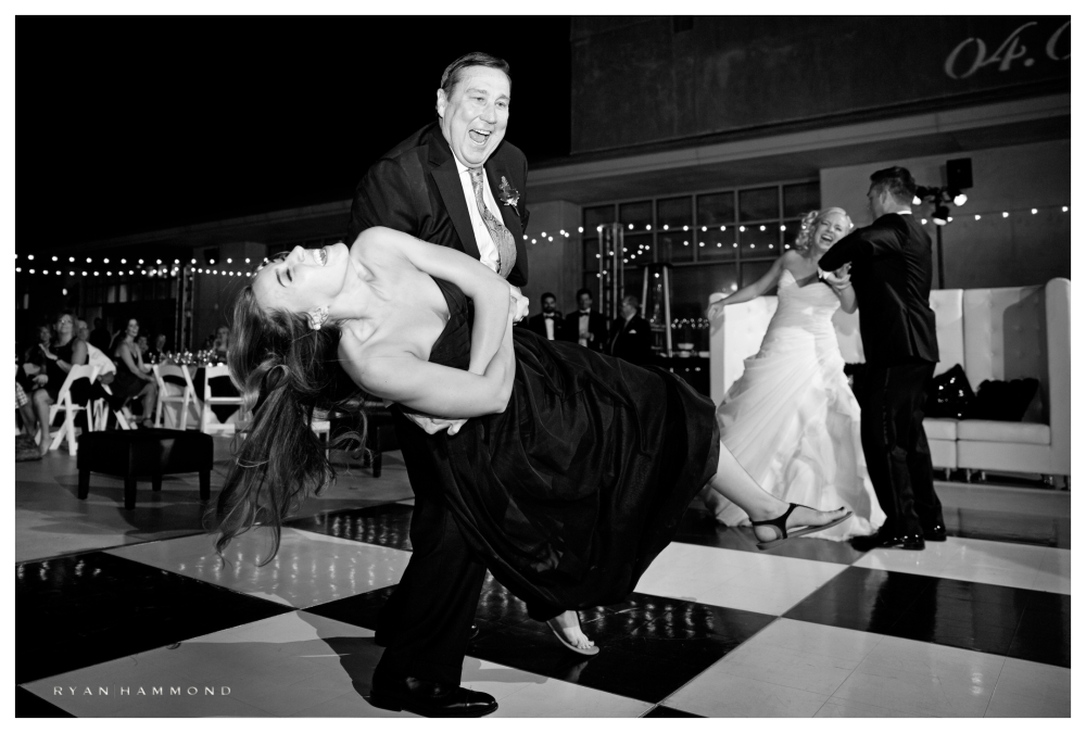 wedding dancing laughter father photojournalism